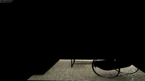 Carpet-only rendering