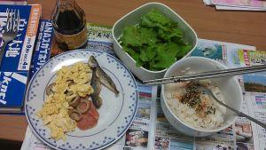 29 Oct 2012 - dinner